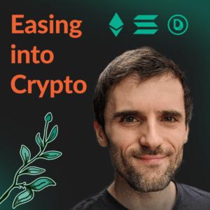 Easing into Crypto logo